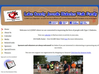 Lake County Juvenile Diabetes Foundation