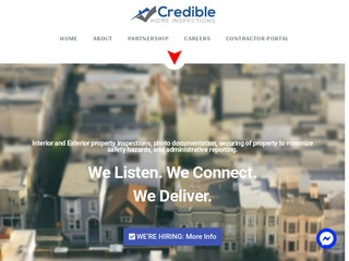 Credible Home Inspections