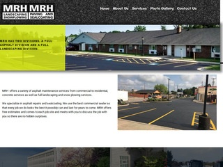 MRH Paving & Landscaping